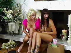 Busty Lesbians 5