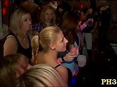 Very hot blowjobs in club