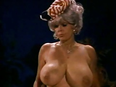 Vintage Big Boob Threesome