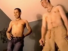 Gay sex Flip Flop Fucking Boys!