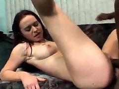 young slut Gen Padova already knows how to fuck black dick
