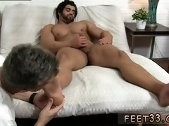 Gay first sex dad lads Alpha-Male Atlas Worshiped