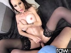 McKenzie Lee is in the mood to plumb all day lengthy and practice many ejaculations