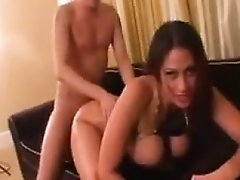 Arab MILF With Big Breasts Fucking