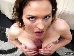 Big boob milf handjob Krissy Lynn in The Sinful