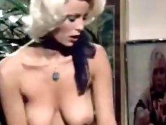 Blondie fuck in classic porn movie