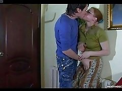 Rita&Rolf cool pantyhose movie