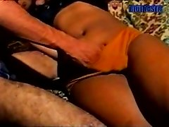 Cute amateur young Indian girl with her boyfriend on home porn video