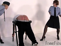 spanking is one of the favorite sex games of Mistress Eleise de Lacy