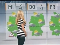 Anneke Duerkopp Weather Girl