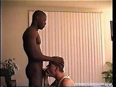 Sucking Straight Mondo Cock