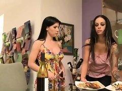 Twistys - Rebecca LinaresAngelina Valentine s