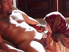 Arab Girl Suck Black Cock - PornFrost.com