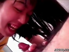 Cock loving chick Naruko is an Asian girl that likes to do it filthy