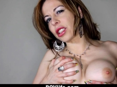 POVLife - Busty MILF And Her Sex Video