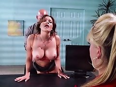 Krissy Lynn gets fucked from behind