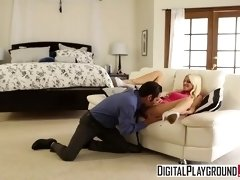 DigitalPlayground - Jessie Volt Tommy Pistol - Hidden Camera