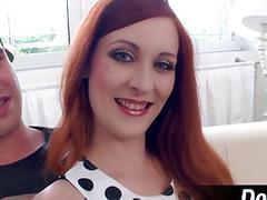 Redhead Interracial