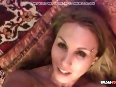 horny chick sonya shows her big tits
