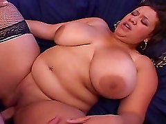Randy BBW pornstars with big tits enjoy fuck session in compilations