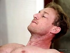 Awesome erotic nuru massage performed by fabulous busty Melissa Moore