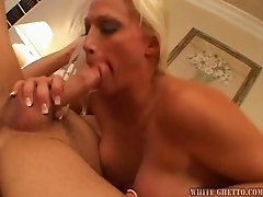 Mother Fucker Stunning Hot Blonde Fucking Whore