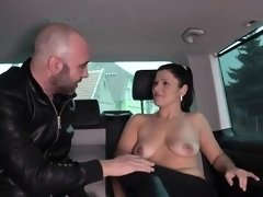 Shaved pussy pornstar hardcore sex and cumshot