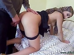 Couple take money and arab dolly kumar I give them money and my cock