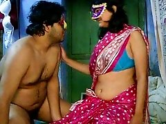 Indian babe fuck with hairy Indian man