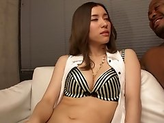 Passionate dick-rider Yuria Ashina has a wonderful time with her lover