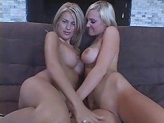 Compilation of cute naked lesbian chicks
