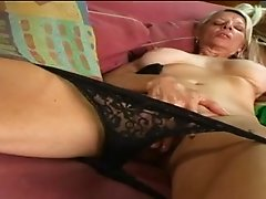 Big tits milf laid in her cunt hole