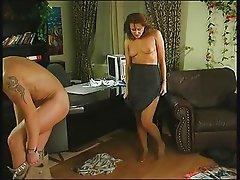 Sexy Mature Tan Stockings (TheNylonLover)