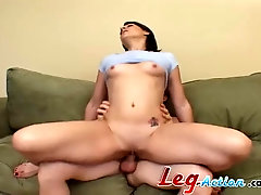 Lexi screaming while her tight anal gets smashed hardcore