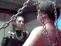 sadistic femdom