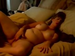 Join mommy in bed JOI
