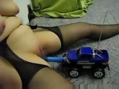 driving dildo