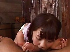 Wakaba Onoue amazing POV show caught on cam