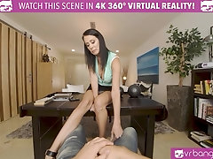 Sexy Milf Math Teacher Reagan Foxx Is Getting Fucked By A Young Stud