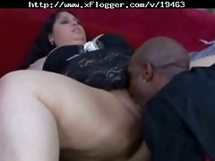 Lorelai brunette BBW with huge butt