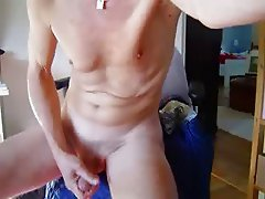 older men cumshot