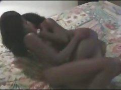 Ebony Lesbian Enigma